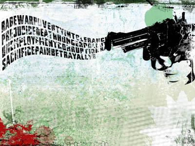 language of violence