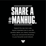 #ManHug: The Men who MANtain and the Men Who Hug.