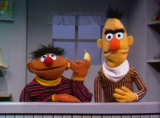 Why Bert's not laughing: Homophobic Jokes about Bert and Ernie