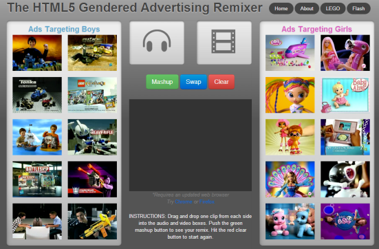 Gender Remixer