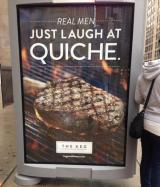 Real Men Eat Quiche: Recipes forManhood