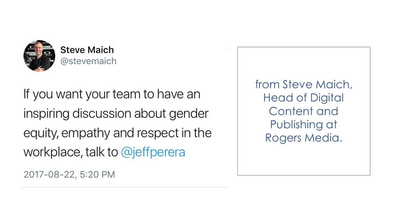 Steve Maich quote